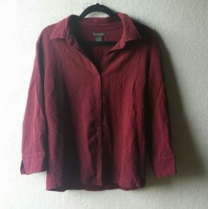 Great Northwest Buttoned Top